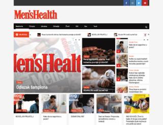 menshealth.rs screenshot