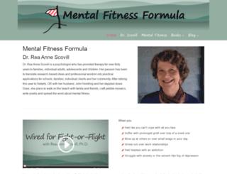 mentalfitnessformula.com screenshot