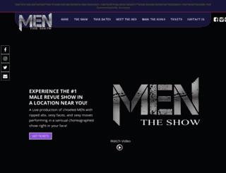 mentheshow.com screenshot
