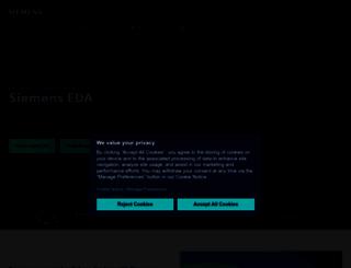 mentor.com screenshot