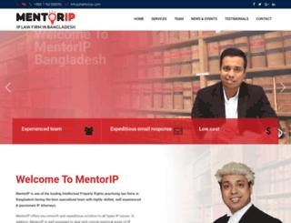 mentorip.com screenshot