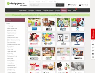 menu-design-shop.de screenshot