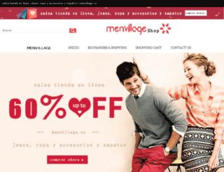 menvillage.co screenshot