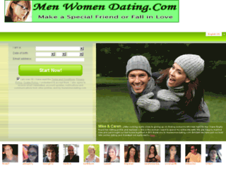 menwomendating.com screenshot