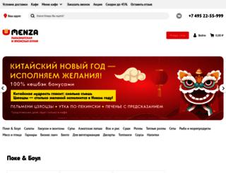 menza-lapsha.ru screenshot