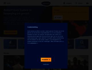 menzis.nl screenshot