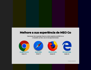 meogo.meo.pt screenshot