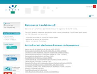 meoss.fr screenshot