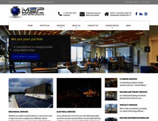 mep-eng.com screenshot