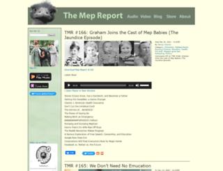 mepreport.com screenshot