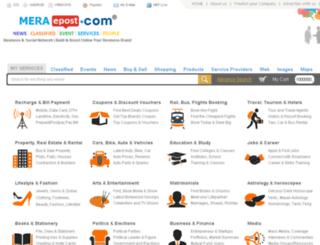 meraepost.com screenshot