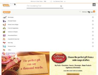 meragrocer.com screenshot