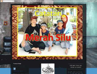 merahsilu.blogspot.mx screenshot