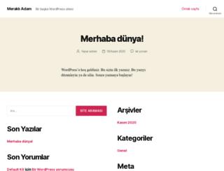 merakliadam.com screenshot