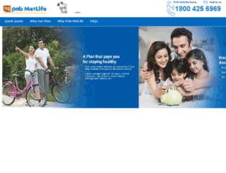 meraplan.pnbmetlife.com screenshot