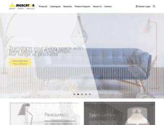 merc.com.au screenshot