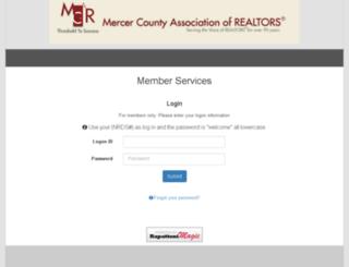 merc.rapams.com screenshot