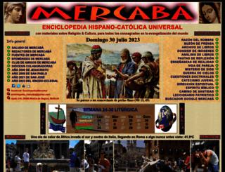 mercaba.org screenshot