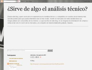 mercabolsa.blogspot.com screenshot