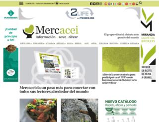 mercacei.cibeles.net screenshot