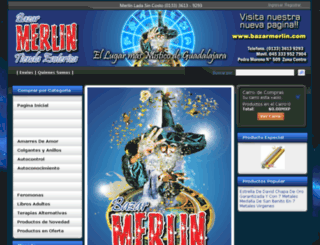 mercado-mistico.com screenshot
