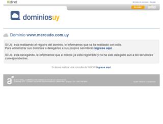mercado.com.uy screenshot
