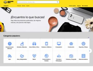 mercadolibre.co.cr screenshot