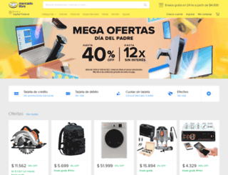 mercadolibre.com.ar screenshot
