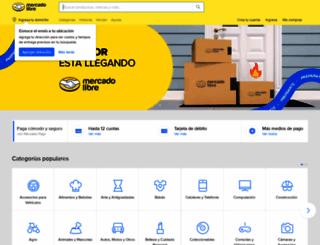mercadolibre.com.ec screenshot
