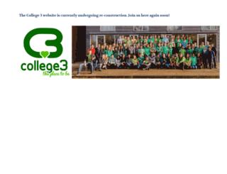 mercator-college.org screenshot
