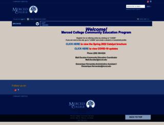 merced.augusoft.net screenshot