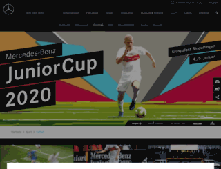 mercedes-benz-junior-cup.de screenshot