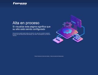 mercedes.ferozo.com screenshot