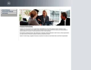 mercedes.recruitmentplatform.com screenshot
