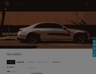 mercedesbenzme.com screenshot