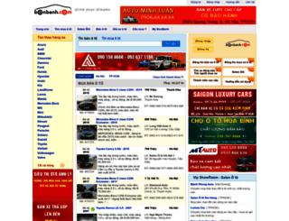 mercedesvietnamstar-phumyhung.bonbanh.com screenshot