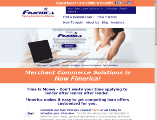 merchantcommercesolutions.com screenshot