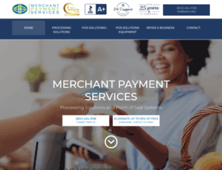 merchantpaymentservices.com screenshot
