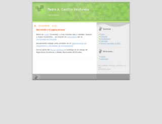 mercurio.ugr.es screenshot