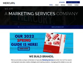 mercuryfs.com screenshot