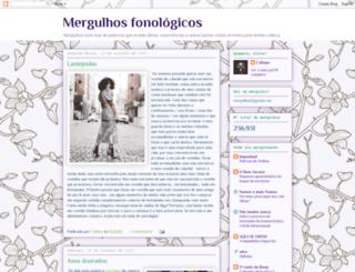 mergulhosf.blogspot.com screenshot
