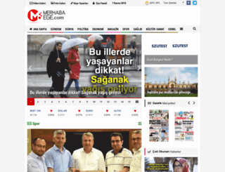 merhabaege.com screenshot