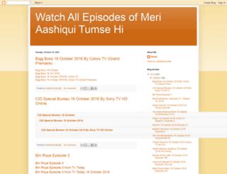 meriaashiquitumsehi.blogspot.in screenshot