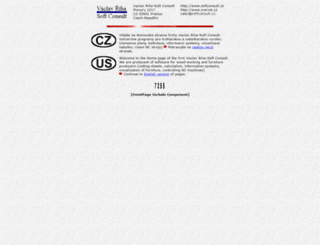 merick.cz screenshot