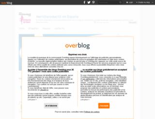 meridiareductilespana.over-blog.es screenshot
