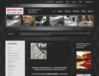 merkam.cba.pl screenshot