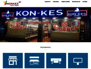 merkeztabelareklam.com screenshot