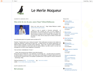 merle-moqueur.blogspot.fr screenshot