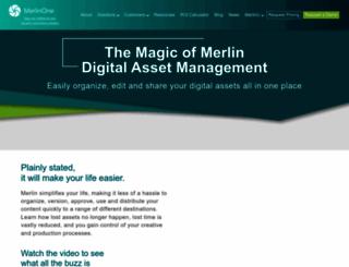 merlinone.net screenshot