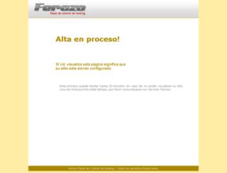 merlo.ferozo.com screenshot